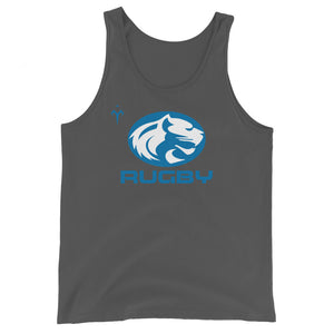 Cougar Rugby Unisex  Tank Top