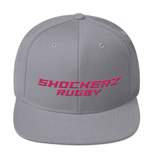 Electric City Rugby Snapback Hat