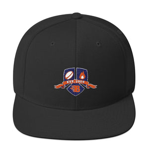 Blackman Rugby Snapback Hat