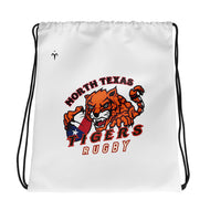 North Texas Tigers Rugby Drawstring bag