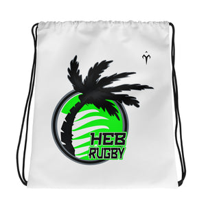 HEB Hurricanes Rugby Drawstring bag