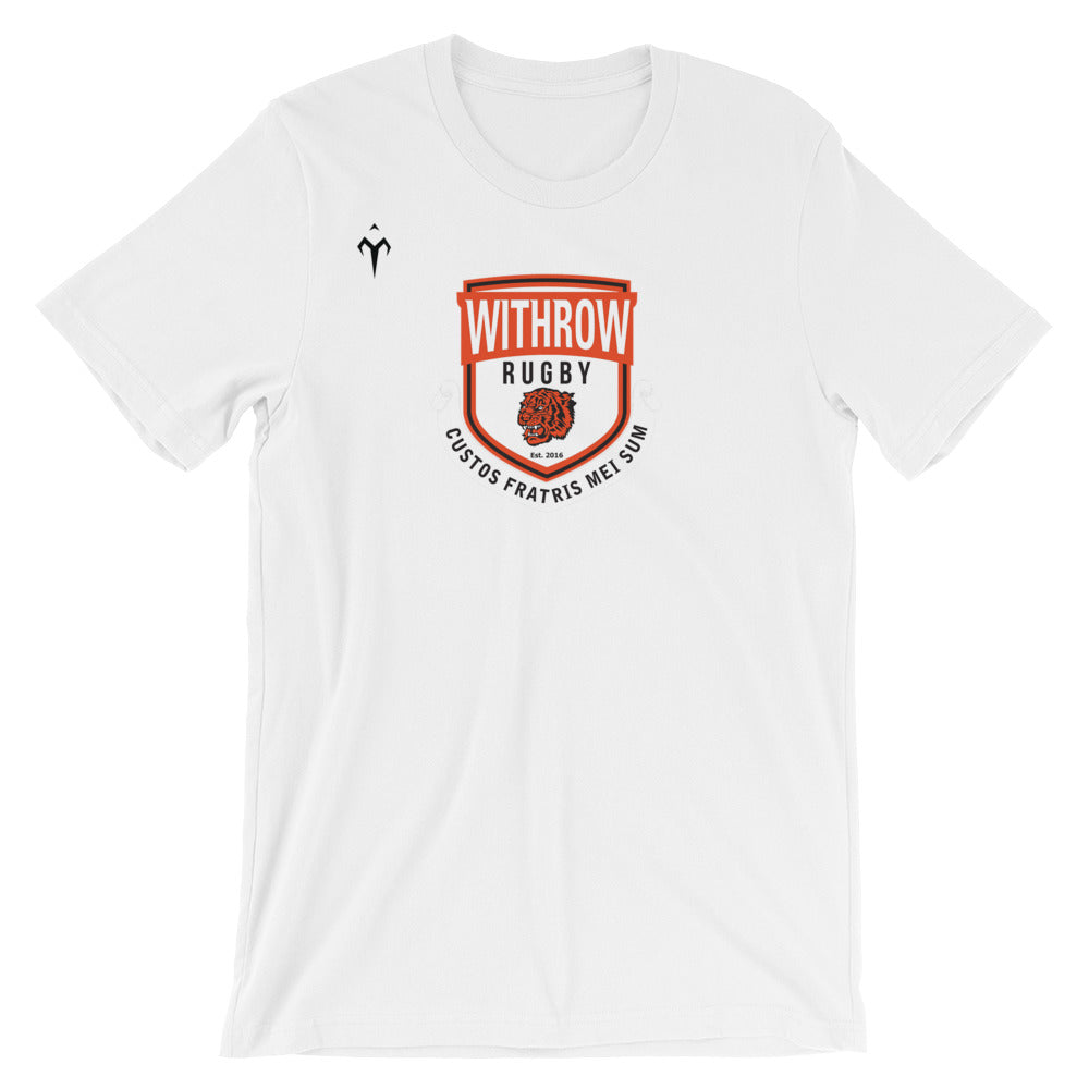 Withrow Unisex short sleeve t-shirt