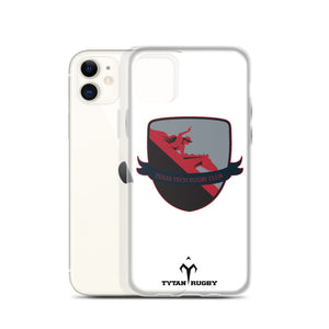 Red Raiders Rugby iPhone Case