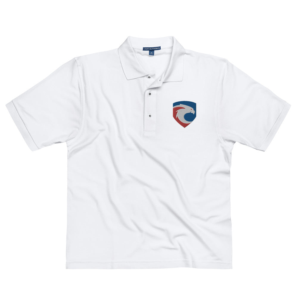 Freeborn Eagles Rugby Men's Premium Polo