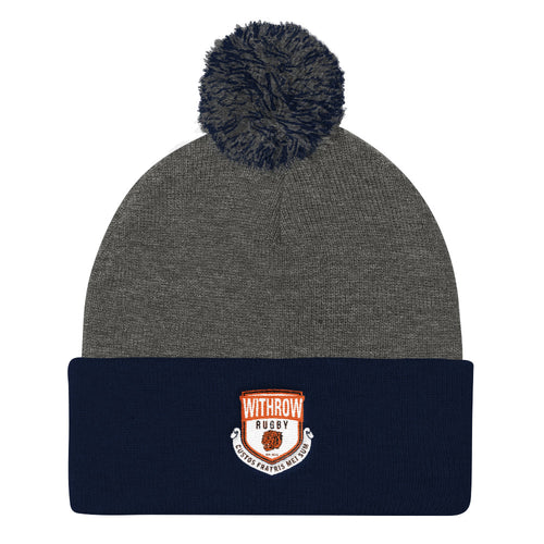 Withrow Pom Pom Knit Cap