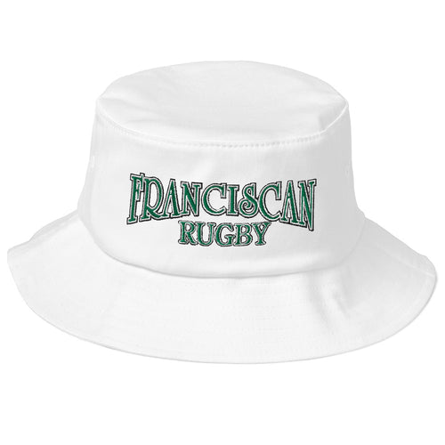 Franciscan Rugby Old School Bucket Hat