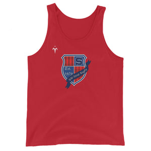 UW Stout Rugby Unisex Tank Top