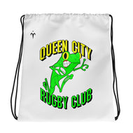 Queen City Rugby Drawstring bag
