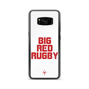 Big Red Rugby Samsung Case