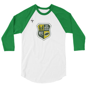 St. Vincent 3/4 sleeve raglan shirt