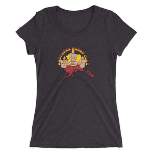 907 Brothers Rugby Ladies' short sleeve t-shirt