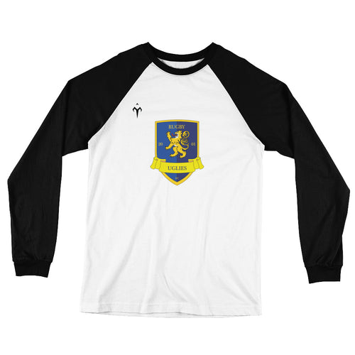 Uglies Rugby Long Sleeve Baseball T-Shirt