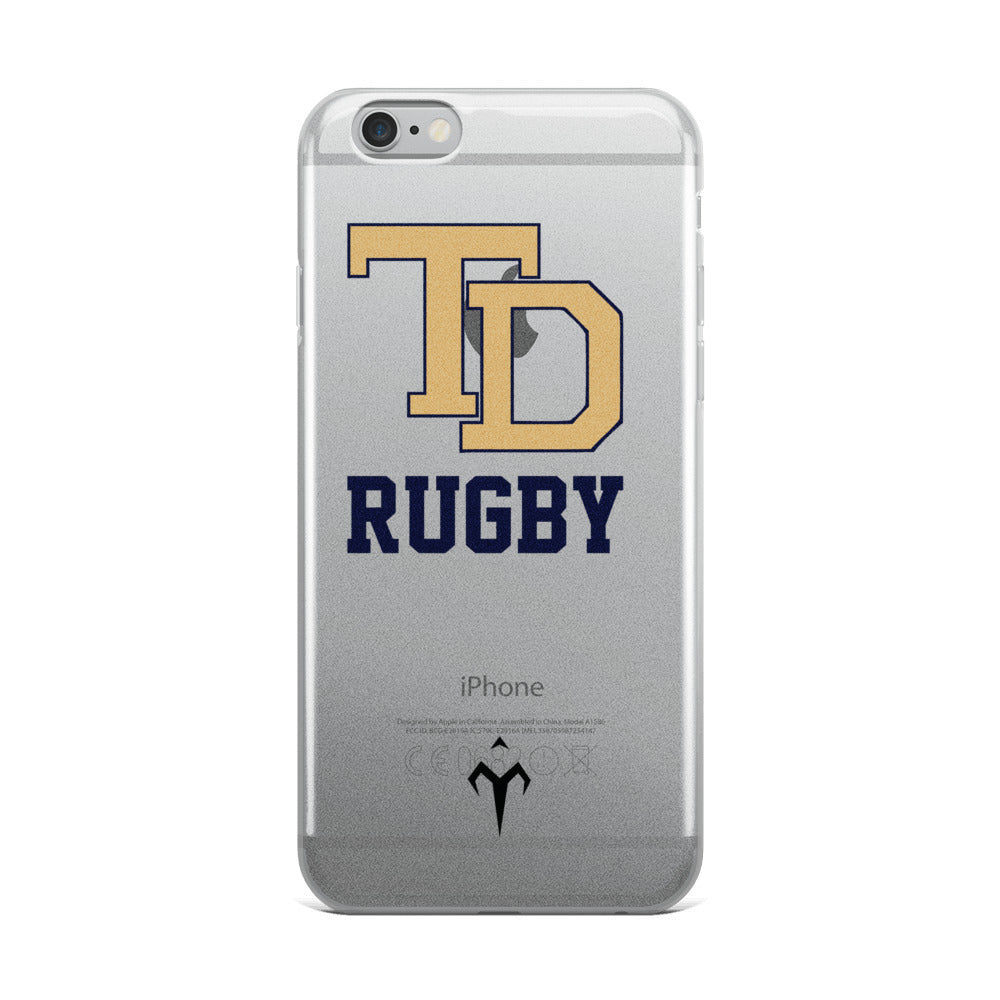 Thornton Donovan iPhone 5/5s/Se, 6/6s, 6/6s Plus Case