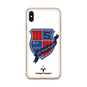 UW Stout Rugby iPhone Case