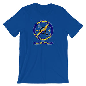Bokspring RFC Short-Sleeve Unisex T-Shirt