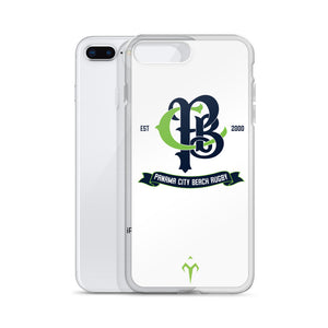 Panama City Beach Rugby iPhone Case
