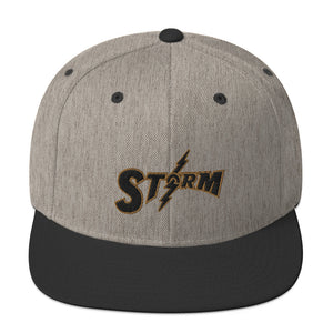 North County Storm Rugby Snapback Hat