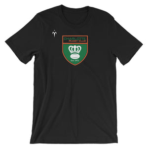 Charlotte Rugby Club Short-Sleeve Unisex T-Shirt