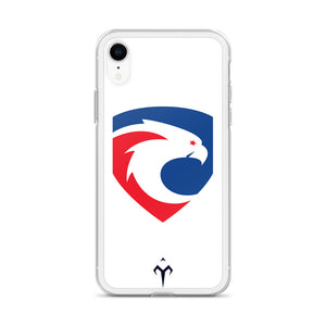 Freeborn Eagles Rugby iPhone Case