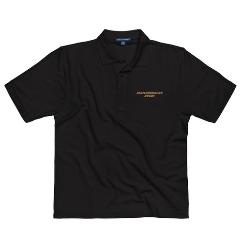Diamondbacks Rugby Men's Premium Polo