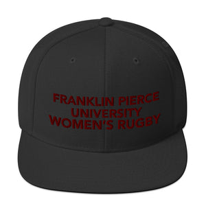 FPU Women's Rugby Snapback Hat