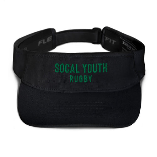 SoCal Youth Rugby Visor