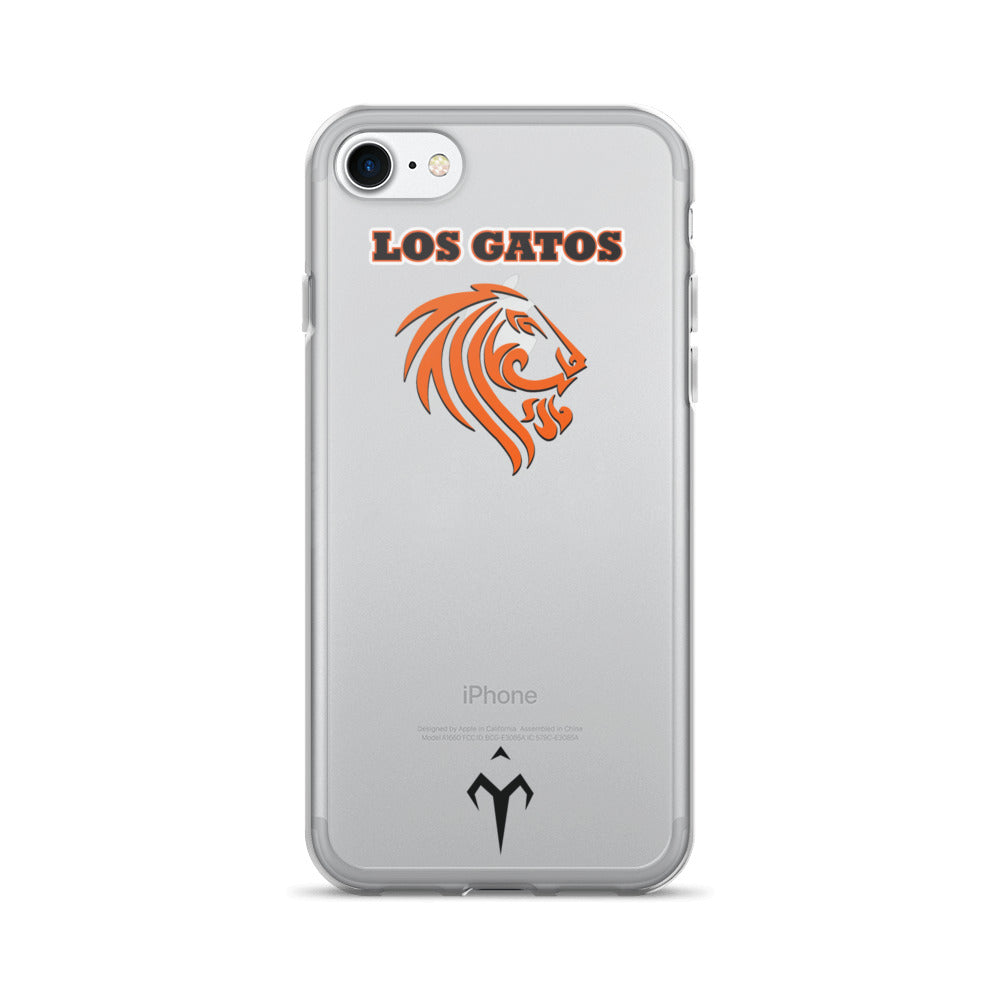 Los Gatos Lions iPhone 7/7 Plus Case