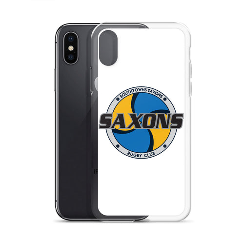 Southtowns Saxons Rugby iPhone Case