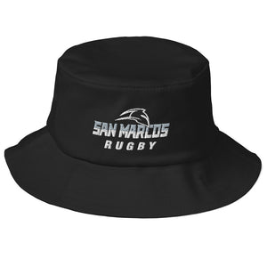 San Marcos Rugby Old School Bucket Hat