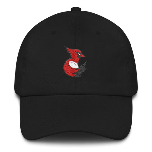 Wesleyan Women's Rugby Dad hat