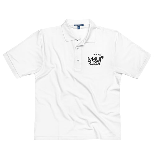 Maui Rugby Men's Premium Polo