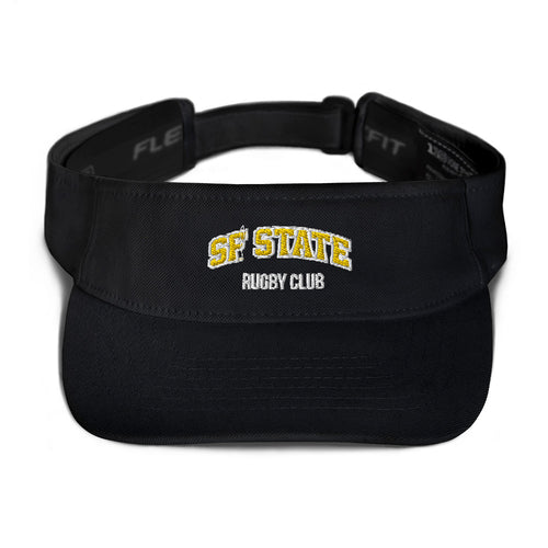 San Francisco State University Rugby Visor
