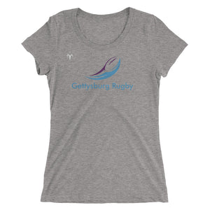 Gettysburg Rugby Ladies' short sleeve t-shirt
