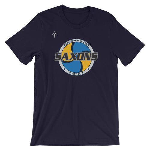 Southtowns Saxons Rugby Short-Sleeve Unisex T-Shirt