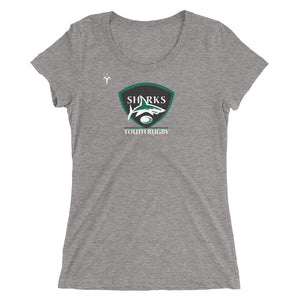 Central Coast Sharks Rugby Ladies' short sleeve t-shirt