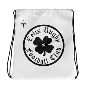 Springfield Celts Rugby Drawstring bag