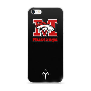 Monterey Rugby iPhone 5/5s/Se, 6/6s, 6/6s Plus Case