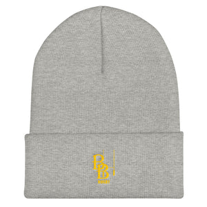 Brecksville Broadview Heights Rugby Football Club Cuffed Beanie