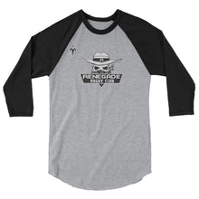 Renegades 3/4 sleeve raglan shirt