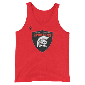 Salt Lake Spartans Rugby Unisex  Tank Top