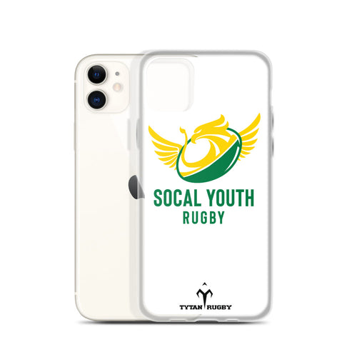 SoCal Youth Rugby iPhone Case