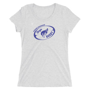 Rancho Bernardo High School Boys Rugby Ladies' short sleeve t-shirt