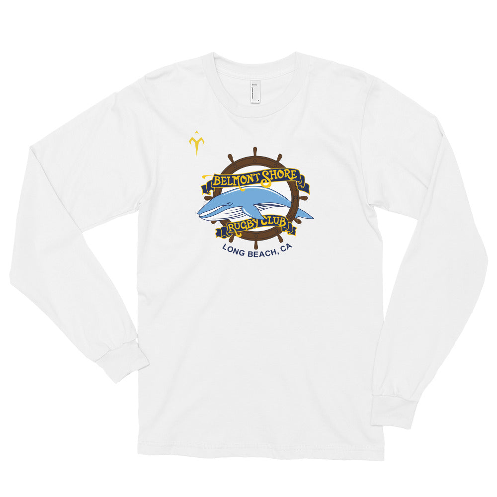 Belmont Shore Rugby Club Long sleeve t-shirt