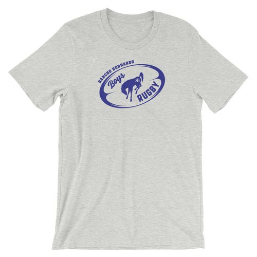 Rancho Bernardo High School Boys Rugby Short-Sleeve Unisex T-Shirt