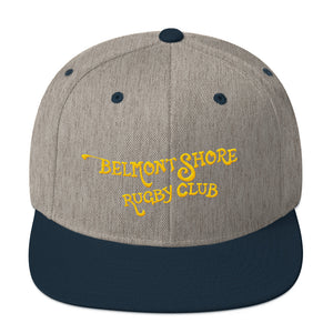 Belmont Shore Rugby Club Snapback Hat