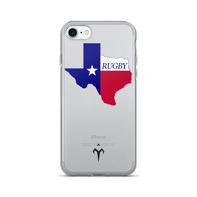 Texas Rugby iPhone 7/7 Plus Case