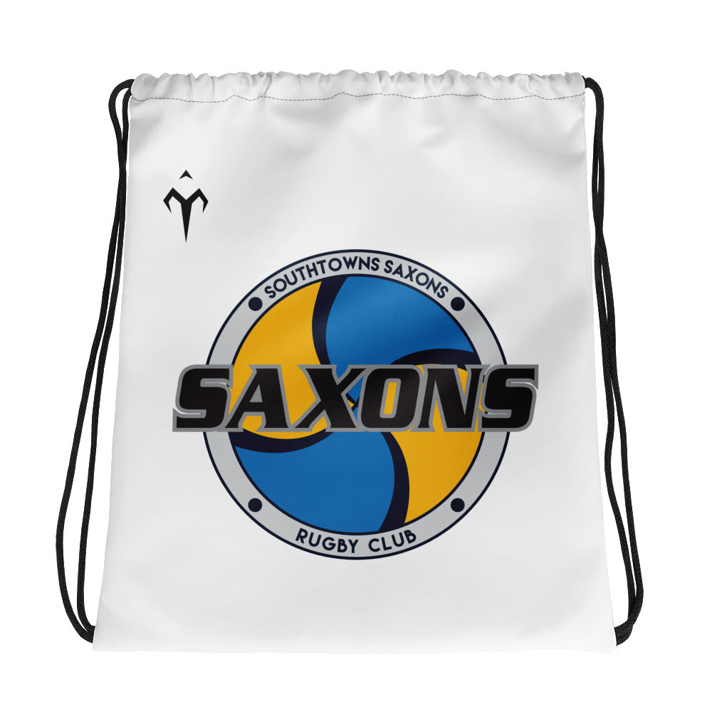 Southtowns Saxons Rugby Drawstring bag