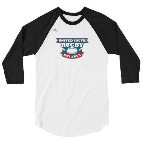 United Youth Rugby 3/4 sleeve raglan shirt