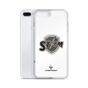 North County Storm Rugby iPhone Case