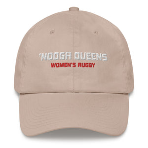 'Nooga Queens Women's Rugby Dad hat
